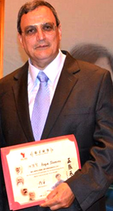 Professor Roque Enrique Severino